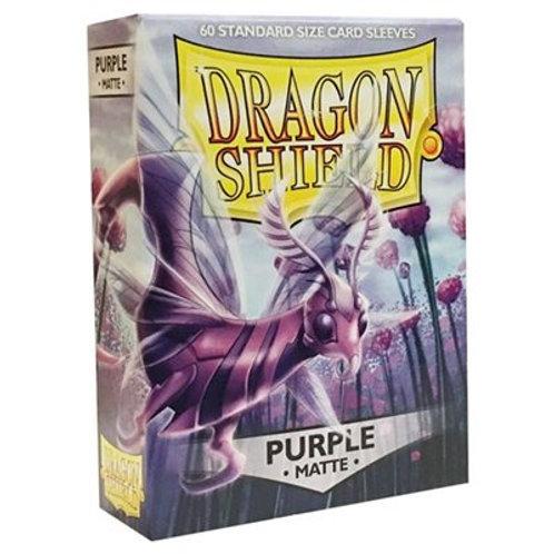 Dragon Shield Matte Purple 60ct