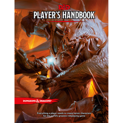 D&D Player's Handbook HC 5th Edition
