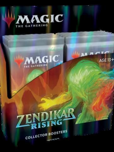 MTG Zendikar Rising Collector Booster Box