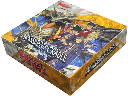 CARDFIGHT!! VANGUARD - V BOOSTER SET 07: INFINIDEITY CRADLE BOOSTER BOX