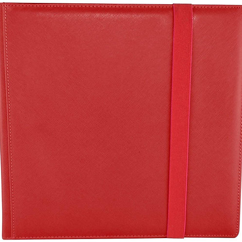 Dex 12pkt Binder - Red