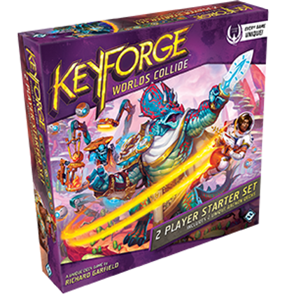 Keyforge Worlds Collide: 2 Player Starter Set