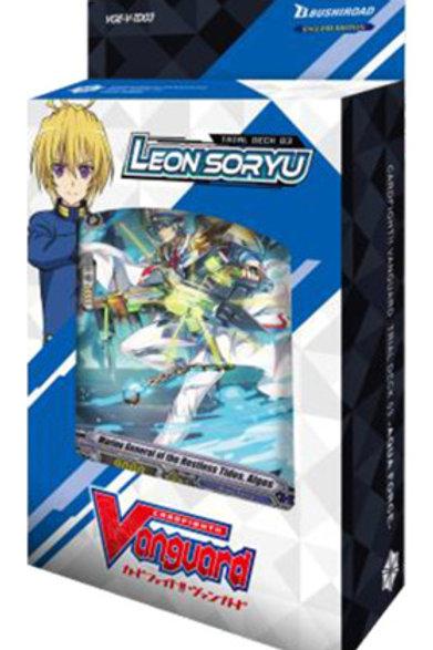 Cardfight! Vanguard TD03 - Leon Soryu Trial Deck