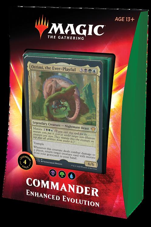 MTG Ikora Commander deck: Enhanced Evolution