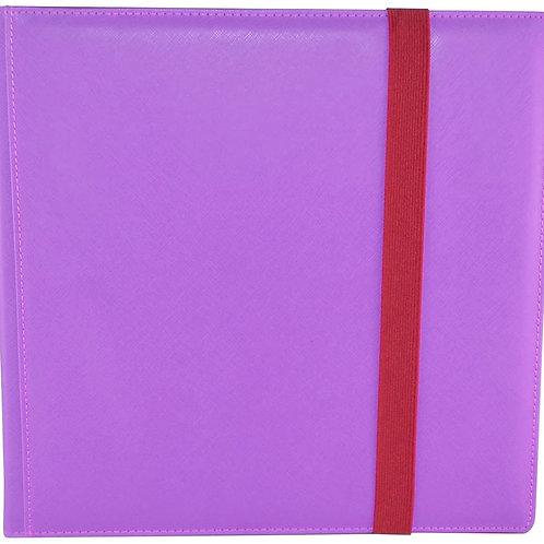 Dex 12pkt Binder - Purple