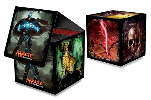 ULTRA PRO - Jace The Mind Sculptor Cub3 Cube Storage Box