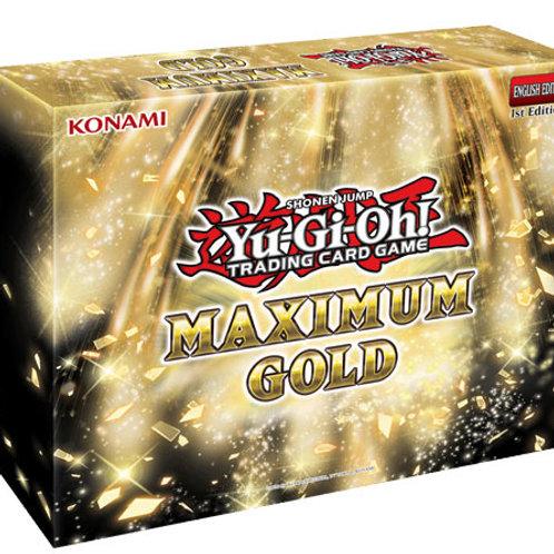 Yu-Gi-Oh! Maximum Gold (October 9 2020)