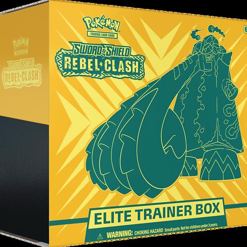 Pokemon - Rebel Clash Elite Trainer Box