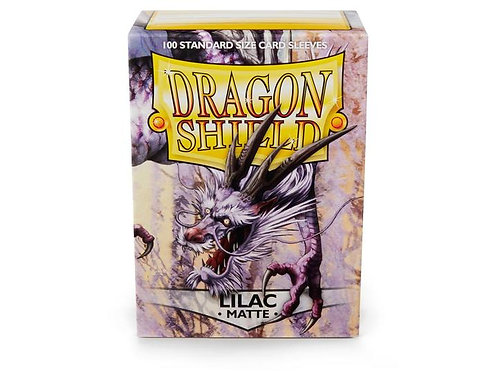 Dragon Shield Matte Lilac 100ct