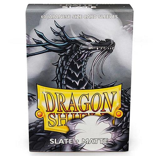 Dragon Shield Japanese Matte Slate 60ct