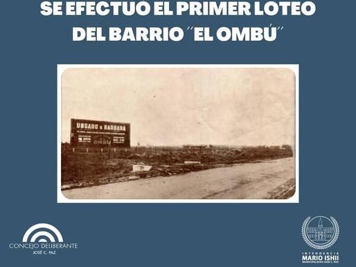 Barrio El Ombú