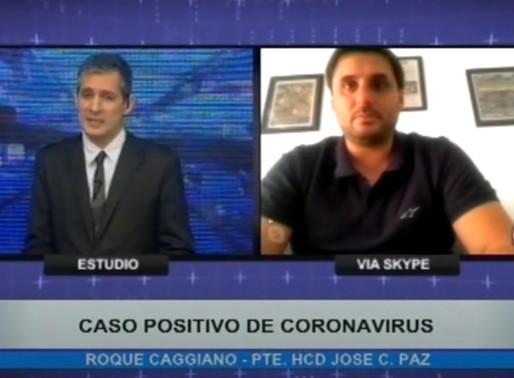 Entrevista a nuestro Presidente R. Caggiano