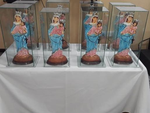 La Virgen del Rosario de San Nicolás en los UDP de José C. Paz