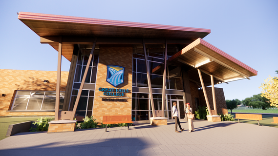 MSU Great Falls College Dental Clinic Expansion