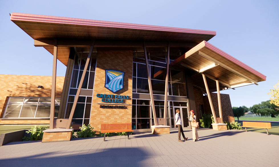 GFC MSU Dental Clinic Interior Finishes