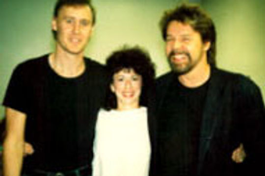 Bruce Hornsby, Bob Seger ans Laura Creamer