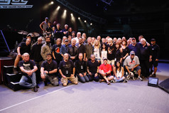 Seger band and crew