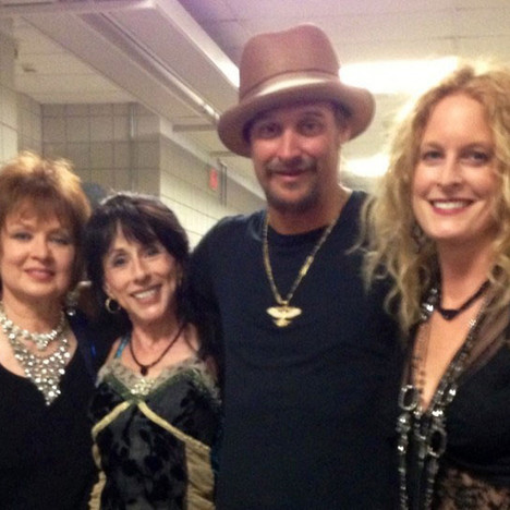 Shaun, Laura, Kid Rock & Barbara