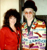 with Thomas Dolby