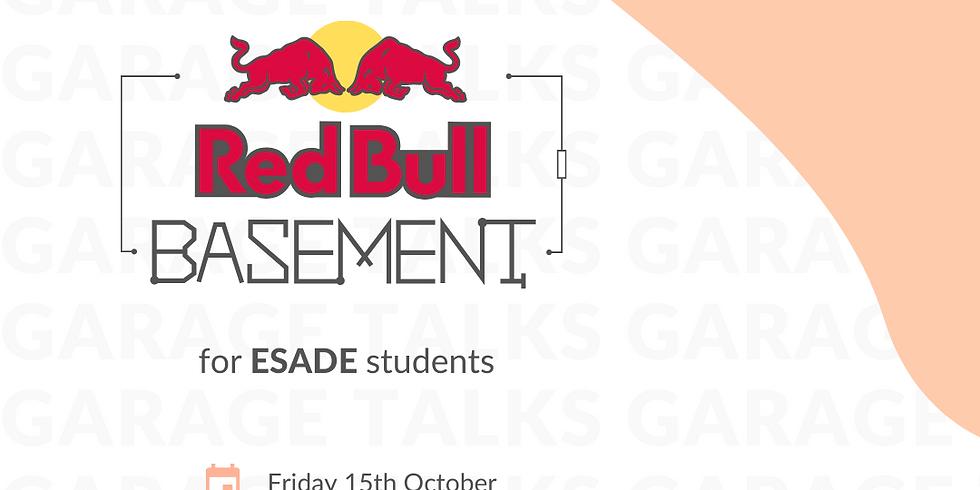 RedBull Basement Q&A Session