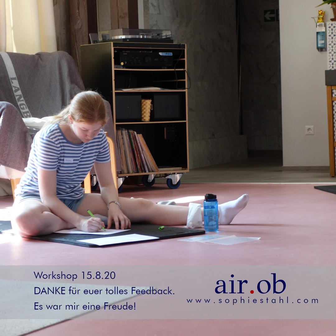 Workshop 15.8.20