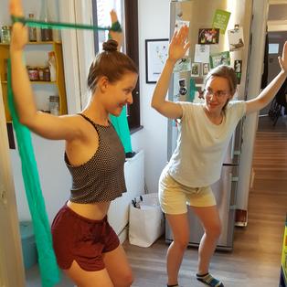 Übung Schultergürtel