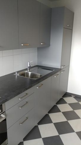 Wohnung komplett erneuert