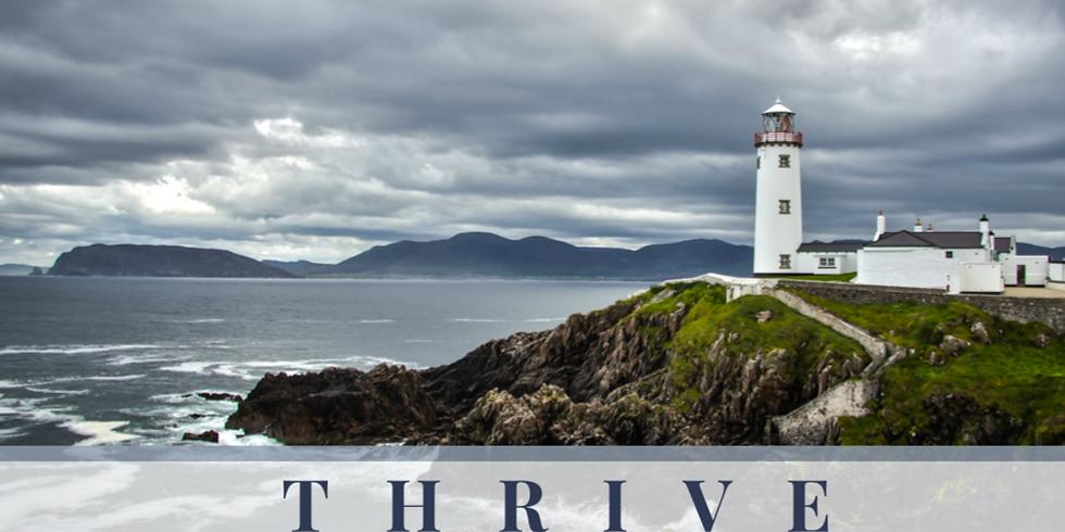 Thrive   Not Just Survive - Ladies Retreat
