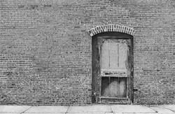 A Door in Homer Nebraska