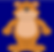 Blandy Bear Logo
