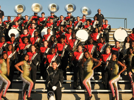 10th ANNUAL OCONEE CLASSIC MARCHING CONTEST