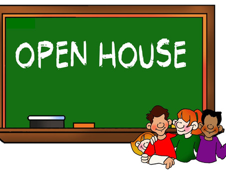 Elementary Open House Events and Address Verification