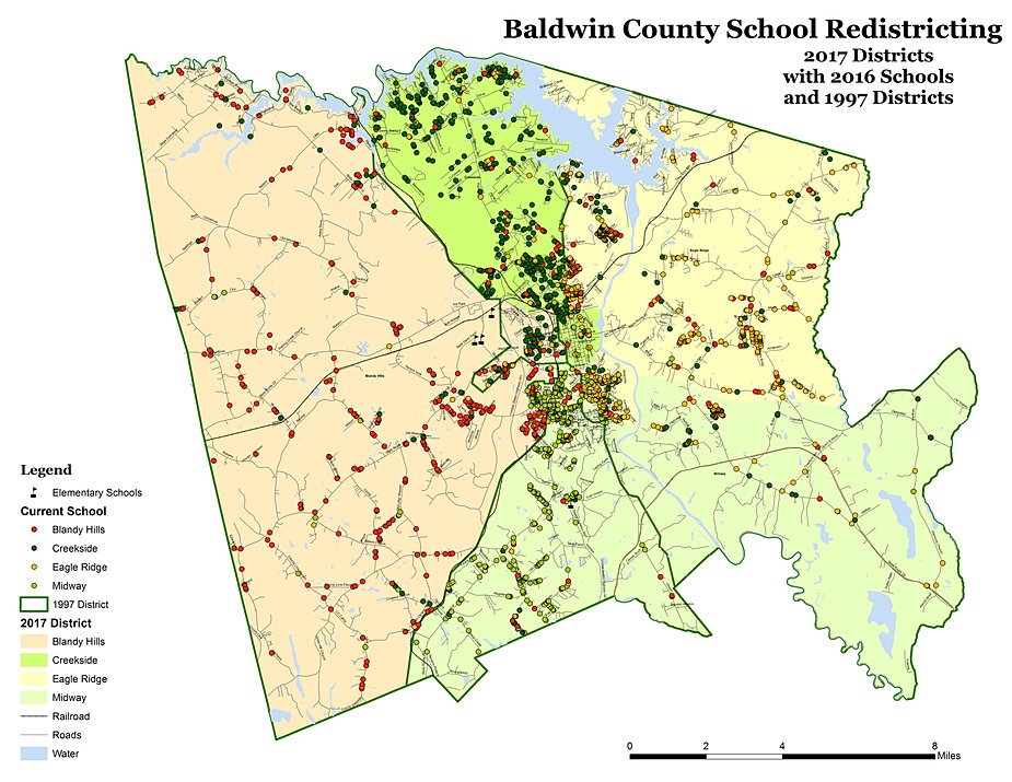 Baldwin County School District Milledgeville GA NEW ZONE MAP - Georgia map milledgeville