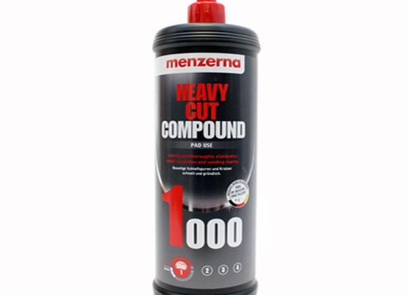 Полироль Menzerna 1000
