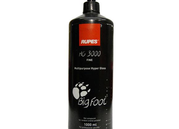 Полироль Rupes HG3000 для придания блеска черный колпачок