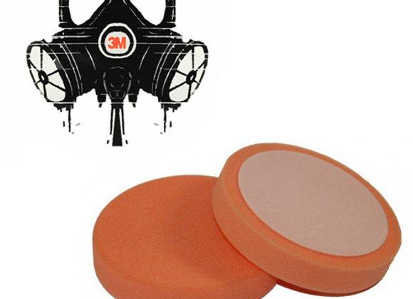 Полировальник 3mrussia-shop оранжевый
