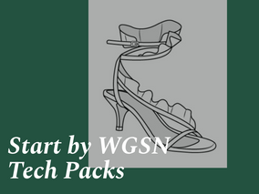 What to expect from Start by WGSN Tech Packs