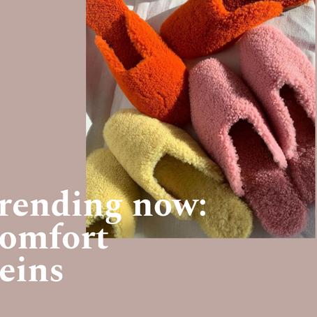 Trending now: Comfort Reins