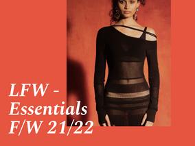LFW - Essentials F/W 21/22