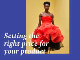 Setting the right price for your product
