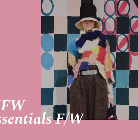 MFW - Essentials F/W 21/22
