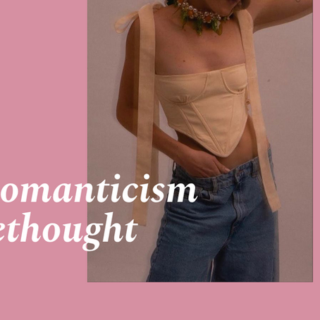 Romanticism rethought: How designer's are approaching this classic trend