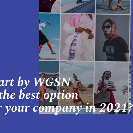 Start by WGSN is the best option for your company in 2021?