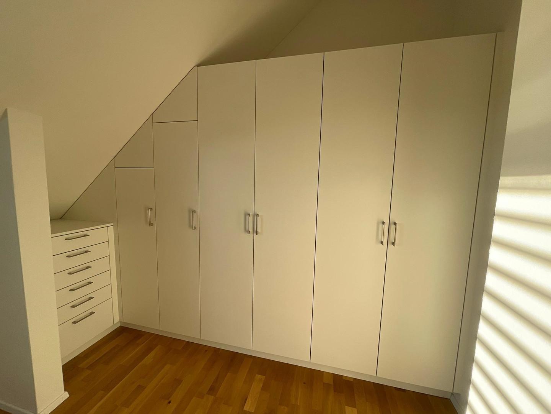 Elternschlafzimmer Einbauschrank