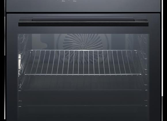 Electrolux: Einbaubackofen SMS Steam Multifunktions-Ofen Schwarz Spiegel
