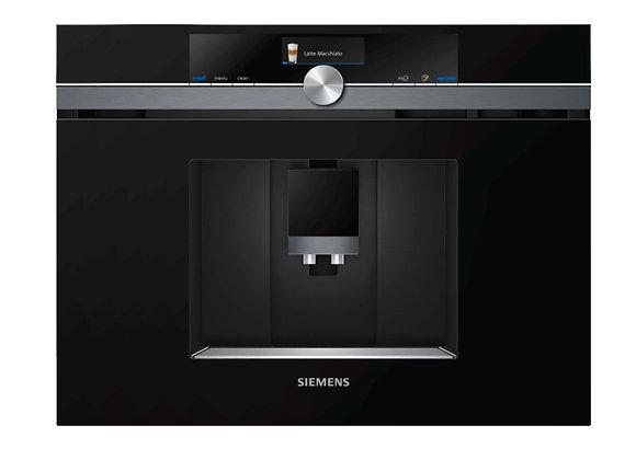 Siemens studioLine: iQ700 Einbau-Kaffee-Vollautomat Schwarz