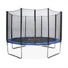 trampoline-370-cm-avec-son-filet-de-secu