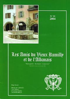 Bulletin des Amis du Vieux Rumilly et de l'Albanais - 2004