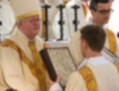 Ryan's Ordination to the Diaconate