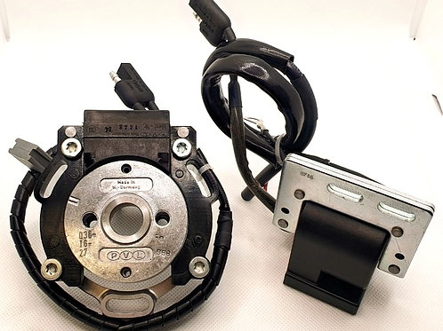 Complete Analog PVL Ignition System (Stator Mounted On PJR Backplate)